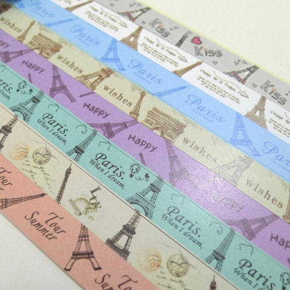 Love in paris origami lucky star folding paper pack of for Lucky star folding