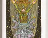 Relax, We Have Alien Vehicles (art zine)