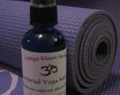 All natural disinfecting yoga mat spray ( antibacterial , antifungal, tea tree, eucalyptus )