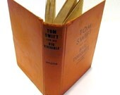 1930 Tom Swift and His Big Dirigible vintage book