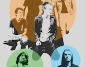 Radiohead, The Album Leaf Poster