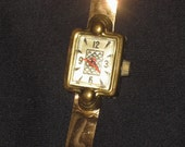 Vintage Toy Wristwatch, Western Germany.