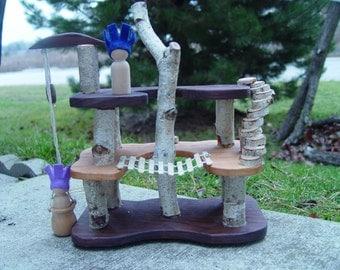 Medium Tree House - Fairy House - Imaginative Play
