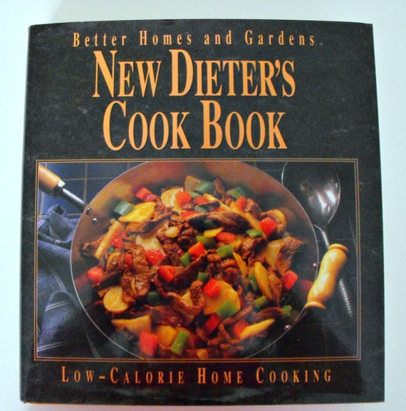 Items Similar To Better Homes And Gardens New Dieters