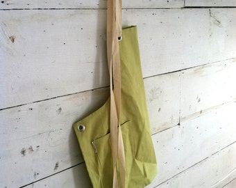 SALE Canvas Utility Apron Made to Order 7-10 days processing time