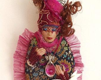 Trinket Tea Lady Rooibos Red