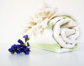 2 BAMBOO Towels Natural  Eco-Friendly PESHTEMAL Towel High Quality Bath,Beach,Spa,Yoga,Pool Towel