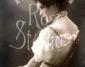 Isabella-Victorian/Edwardian Woman-Digital Image Download
