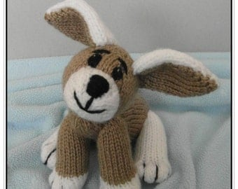 Pip the puppy   Pattern only IMMEDIATE DOWNLOAD
