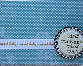 New Baby Boy Congrats, Baby Shower Card, Newborn Congrats Card, Sweet Baby Boy Card, Expectant Mom Card