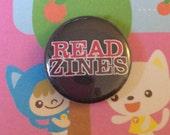Read Zines Button