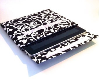 iPad Mini Case, iPad Mini Cover, iPad Mini Sleeve in Mod Black Cherry