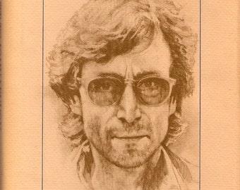 A Tribute to John Lennon 1940 to 1980 1981 HC 1st Beatles