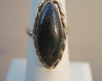 Long Taxco Ring