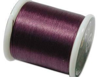 Tools & Supplies-K.O. Thread-Dark Purple-55 Yard Spool-Quantity 1
