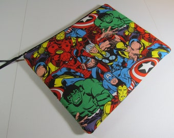 IPAD MINI iPad mini Case Ipad mini Bag iPad mini Cover  -  zippered padded best ipad mini sleeve