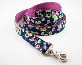 Neon Daisies Dog Leash - Liberty of London