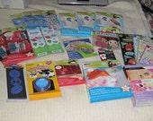 Lot of Kid's Crafting items, body art, Nickelodeon, iCarly.  Fun Stuff