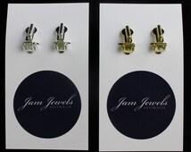 Earring adapters, Earring converters, Bridal clip on earrings, Wedding clip on earrings,