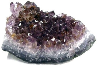 """Raw Amethyst Crystal Cluster - Approximately 2-1/2 x 2"""""""