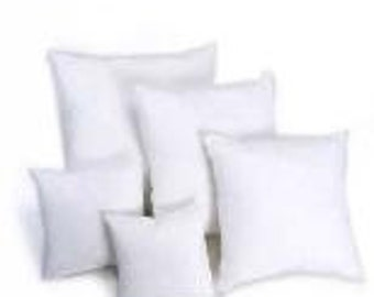 Pillow Inserts ~ Choose your size