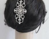 Wedding hair accessories Rhinestone bridal comb wedding hair jewelry Bridal hair accessories wedding jewelry bridal headpiece wedding comb