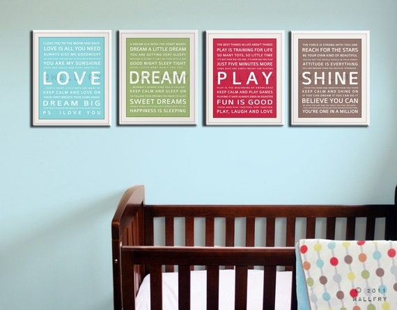 these typographic wall art - photo #29