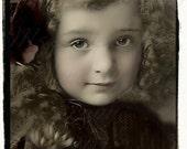 Vintage Photograph, Digital Download, Sweet Sue