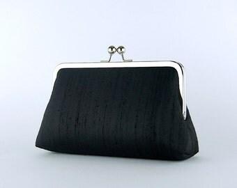 Silk Clutch, wedding clutch, Wedding bag, Bridesmaid clutch, Purse for wedding