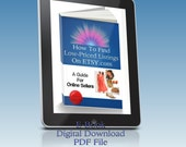 How To Find Low-Priced Listings on ETSY.com E-Book Digital Download Printables