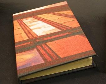 Blank Canvas Journal - Buffalo Terminal