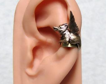 Flying Fox Ear Cuff
