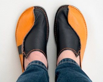Made me Happy Feet 36-42 size Leather Shoe Pattern with VIDEO