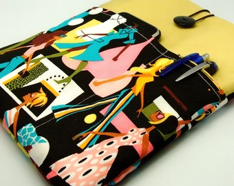 "SALE 11"" 13"" Macbook Pro case, Macbook Air cover, Surface RT Pro, Laptop, Custom tablet sleeve 2 pockets PADDED - Pretty woman"