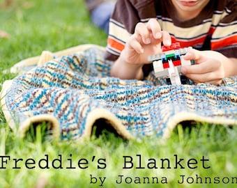 Pattern PDF- Freddie's Blanket