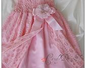 Pink dress for girls, light pink dress, Light pink dress for girls, Pink flower girl dress, Pink Birthday party dress, Pink party dress