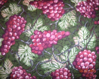 Wine Country Bonijean South Sea Imports Grape Fabric