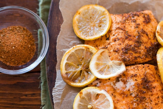 BBQ spices - all natural dry rubs for your grill master - for perfect BBQ ribs, fried chicken
