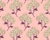 Tokens of Love Pink  (SML-103) - Summerlove by Patricia Bravo - Art Gallery Fabric - By the Yard