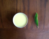 Organic Rosemary Lavender Aromatherapy Salve - Relaxing and comforting, soothing and moisturizing