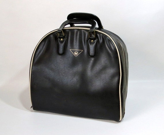Vintage Bowling Ball Bag Vintage Amf Bowling Bag Black
