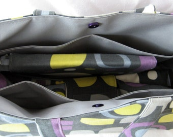 Magnetic Closure on any Yellowbluebag Bags, add on item, free shipping