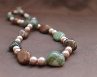 Rocky Mountain Necklace