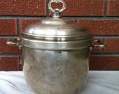 Vintage Silver Sheridan Ice Bucket