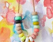 Lola Beaded Necklace