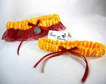 US Marine garter set