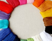 Sashiko Thread/Skein  40 meters  - your choice of color