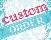 Custom Listing for Kylie
