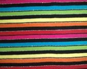 Techno Sparkle Cotton Lycra Knit FAbric  -