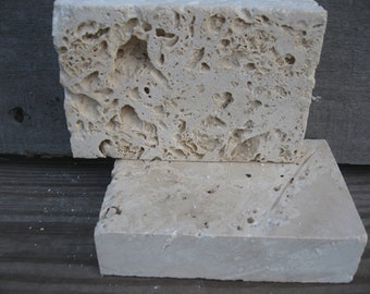 Stone Soap Rest Soap Dish Limestone Travertine